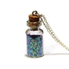 Fairy Dust Necklace (don't judge me)