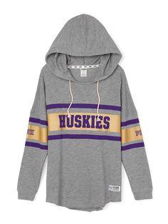 University of Washington Varsity Pullover Hoodie - PINK - Victoria's Secret