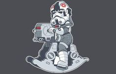 AT-AT Troopers as toddlers