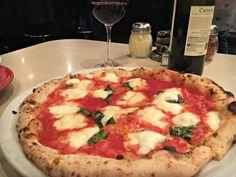 La pizza napolitaine de Tony's Pizzeria, couronnée la meilleure du monde - San Francisco