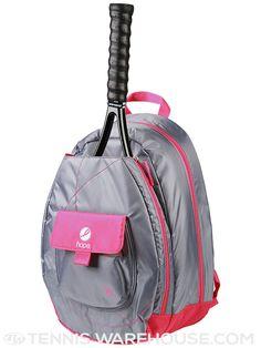Wilson HOPE Pink Ribbon Tennis Backpack Bag