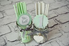 Dekoracje urodzinowe, urodziny dziecka #dziecko #dekoracje #urodziny #rękodzieło #słomki #urodzinydziecka Piki do muffin i papaierowe słomki #paperstraws #toppers #handmade #kidsparty #party #birthday #cupcake #cupcaketoppers #muffin #partyideas