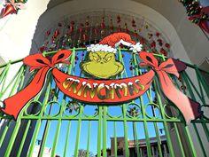 Universal Studios Hollywood se viste de #Grinchmas