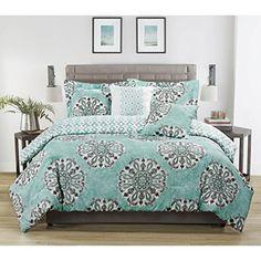 Studio 17 Danialla 5Piece Reversible King Comforter Set >>> Want additional info? Click on the image. #BedroomDcor