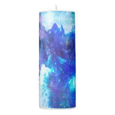 Secret Cove Pillar Candle