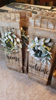 Pallet Crafts, Wooden Crafts, Diy Wood Projects, Wooden Spool Projects, Rustic Crafts, Country Crafts, Primitive Crafts, Vintage Crafts, Country Christmas Decorations