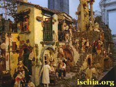 Isola d'ISCHIA: Presepe Napoletano