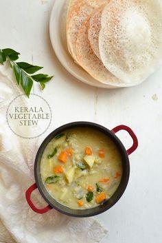 Kerala Style Vegetable Stew | kurryleaves