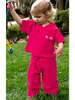 Baby Scrubs pink- Quinn can dress like Grandma Lisa!