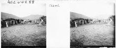 Asni   Le village et ses habitants, des membres du groupe de l'UNOR, Union Nationale des Officiers de Réserve    1933.04