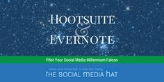 Hootsuite expert Mike Allton, and Evernote expert Jason Frasca, have teamed up to bring you these incredible maneuvers designed to improve your social media, using both tools in conjunction. I'm a HUGE FAN of #Hootsuite and everything @mikeallton #justsaying He's #Andelicious! ♥
