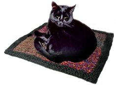 Royal Pet Afghan Pattern (Crochet)