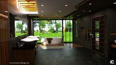 Architektur Visualisierung   Das Badezimmer By MASCH ARTDesign