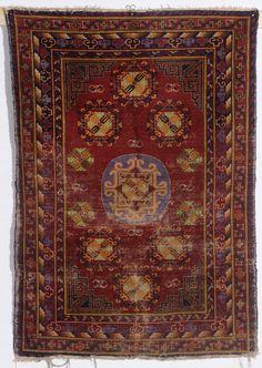 Tappeto turkmeno, inizio XX secolo from Cambi Casa d'Este