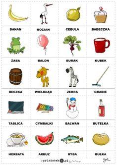 Learn Polish, Polish Language, Idioms, Learning, Montessori, Speech Language Therapy, Language, Studying, Teaching