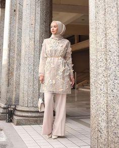 Hijab Gown, Kebaya Hijab, Kebaya Dress, Kebaya Muslim, Muslim Dress, Hijab Dress Party, Dress Muslim Modern, Kebaya Modern Dress, Model Kebaya Modern