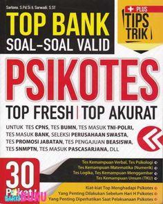 SOAL-SOAL VALID PSIKOTES  Toko Buku Online GarisBuku.com 02194151164 - 081310203084  - http://garisbuku.blogspot.com - http://garisbuku.tumblr.com - http://www.fb.com/garisbuku2 - http://twitter.com/garisbuku2 - http://komunitascintabuku.tumblr.com - http://www.lingkaran.garisbuku.com - http://garisbuku.wordpress.com - http://plus.google.com/+TokoBukuOnlineGarisBukucomDepok - www.youtube.com/channel/UCijRcBxmnbVQHjjFohxdlUg - http://myspace.com/garisbuku…
