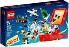 LEGO 40222 Christmas Build Up 24 in1 New! Sealed! Great Gift Idea!