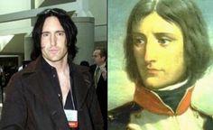 sosie star Reznor et Bonaparte