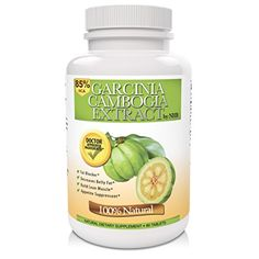 85% HCA Pure Garcinia Cambogia Extract ~ 85% HCA (the vital ingredient in losing weight) ~ 100% Satisfaction Guaranteed, absolutely no risk on your part! ~ 1500mg Per Serving ~ Weight Loss, Fat Blocker, Appetite Suppressant , Belly Buster ~ 90 Tablets, 45 Day Supply - http://www.sportsnutritionshack.com/fat-burners-thermogenics/85-hca-pure-garcinia-cambogia-extract-85-hca-the-vital-ingredient-in-losing-weight-100-satisfaction-guaranteed-absolutely-no-risk-on-your-part-1500mg-