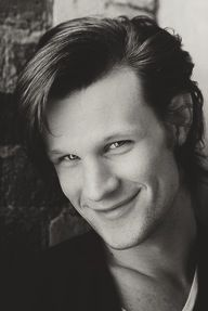 If you can't find a happy black & white photo... make one. | Matt Smith