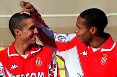 Thierry Henry & David Trezeguet - AS Monaco