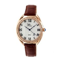 Sophie And Freda Sf2905 Austin Ladies Watch