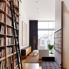 A 19th Century Manhattan Townhouse Is Transformed Into Coveted Minimalist Marvel