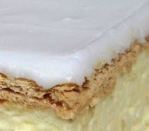 Maria's Kitchen !!!: Amazing Vanilla Slice Recipe !!!!