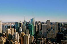 New York City Skyline Photos