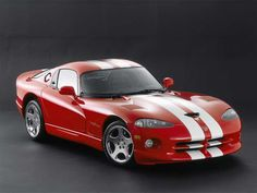 The Dodge Viper VX was unveiled at the 2012 New York Motor Show by the American car company Chrysler. Check Out This Amazing Dodge Viper Video Next Page: Viper Engine and Specifications Lamborghini, Ferrari, Viper Gts, Dodge Viper, Automobile, Super Images, Car Sounds, Exotic Sports Cars, Sweet Cars