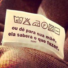O que significam os símbolos de lavar a roupa. Sempre que compramos uma peça de roupa e queremos lavá-la pela primeira vez, é recomendável seguir as instruções que se encontram na etiqueta. Mas, muitas vezes, é difícil compreender estes sinais, po...