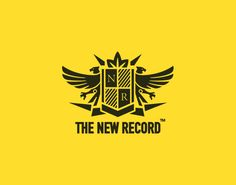 New Record by Redkroft , via Behance