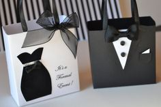 Party favor gift bags by steppnout on Etsy, $3.50
