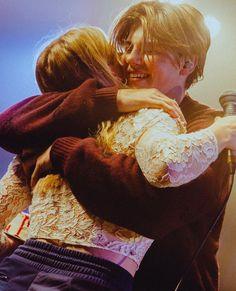 ruel gives real hugs