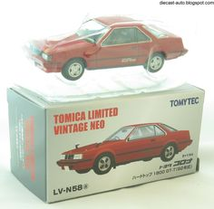 1/64 diecast collector: LV-N58a - TOYOTA CORONA 1800 GT-T