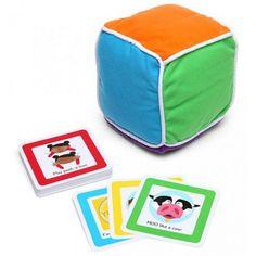 Roll & Play - Tu Primer Juego Educativo En Español Thinkfun THF-1800 Kinuma.com