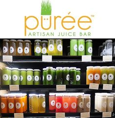 Best Juice Bars: Puree