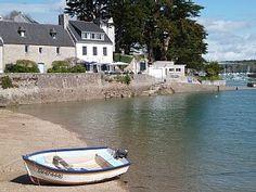 Port+de+Sainte-Marine,+duplex+dans+maison+du+16+ème+siècle+++Location de vacances à partir de Région de Quimper @homeaway! #vacation #rental #travel #homeaway