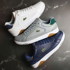 Lacoste Deviation Casual Sneakers, Air Max Sneakers, Sneakers Nike, Lacoste, Nike Air Max, Fashion, Casual Trainers, Nike Tennis, Moda