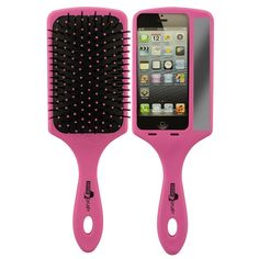Selfie Hair Brush by The Wet Brush in Pink | RRP $24.95 | For the best #selfies ever