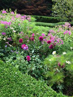 Shakespeare Garden, Washington, CT