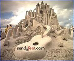 disney sandcastles - Google Search