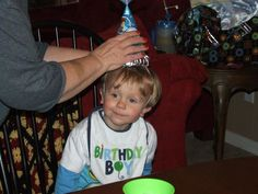 My grand nephew Maddux who was born on 01/09/10, just the day before my birthday.