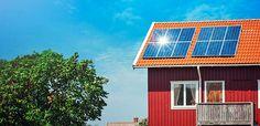 Solceller med installation & utrustning - Vattenfall
