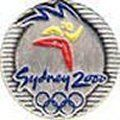 Sydney 2000 Olympic Pin 2000 Olympics, Summer Winter, Olympic Games, Sydney