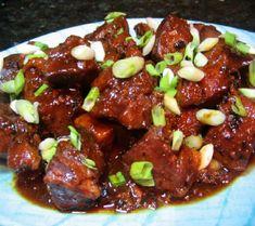 Crock-Pot: Asian-Style Country Ribs with Black Bean Garlic Sauce