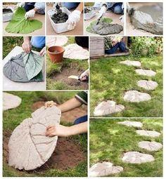 10 Wonderful and Cheap DIY Idea for Your Garden 2