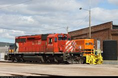 RailPictures.Net Photo: CP 6018 Rapid City, Pierre, & Eastern EMD SD40-2 at Rapid City, South Dakota by Brian Roberts