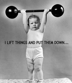 bodybuilding, lifting, weight, I lift things and put them down, men, Friday night, cut baby pics